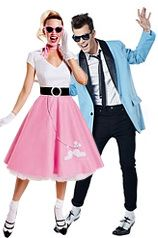 50's Fancy Dress