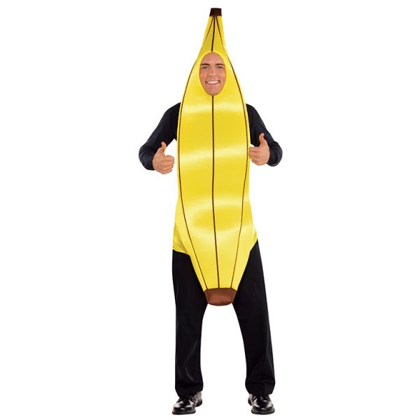 Adults Going Bananas Costume