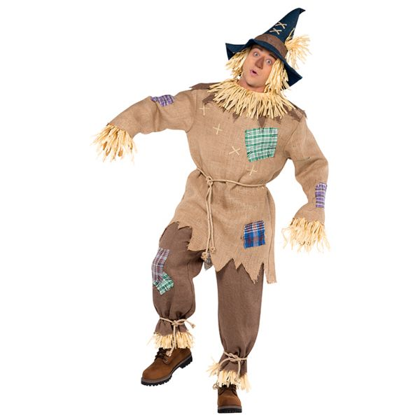 Adults Mr. Scarecrow Costume