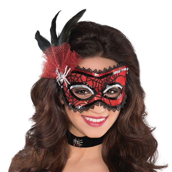 Adults Spider Web Masks