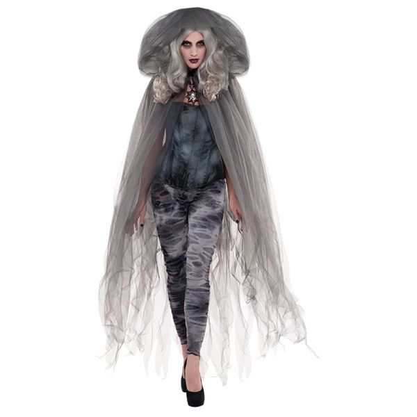 Adults Standard Zombie Ghost Cape