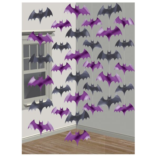 Bat String Decorations