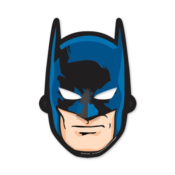 Batman Card Masks