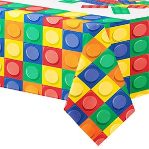 Block Party Tablecover