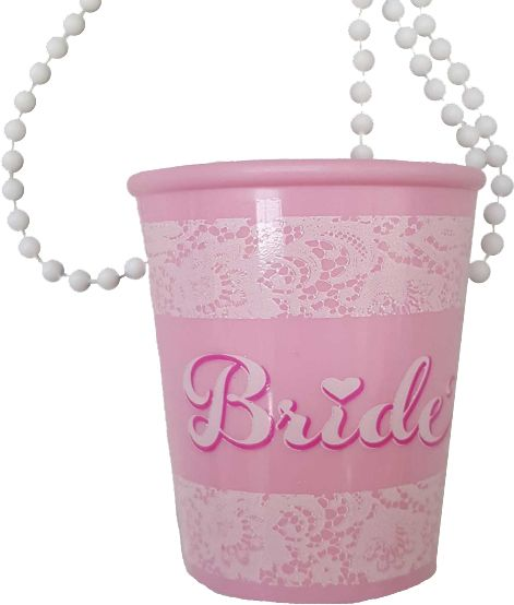 Bride Shot Glass