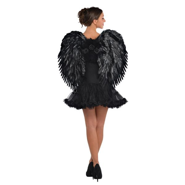 Dark Angel Deluxe Feather Wings (Coming Soon)