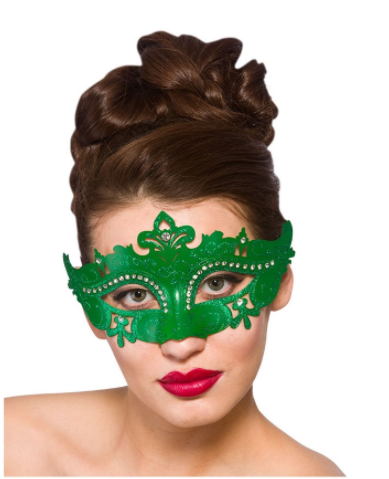 Demonte Eye Mask - Green