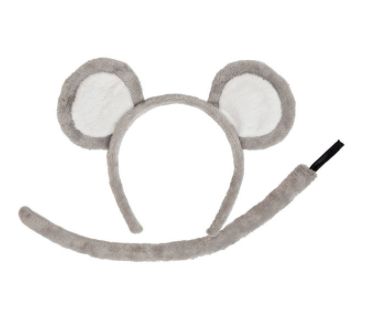 Ears & Tail - Mouse