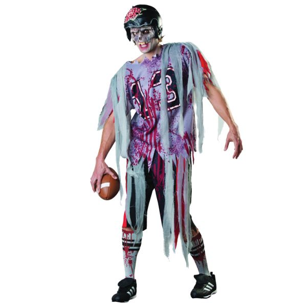 End Zone Zombie Costume