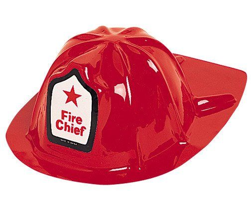 Fire Cheif Child Hat