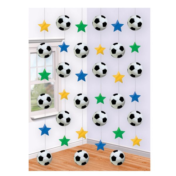 Football Party String decorations