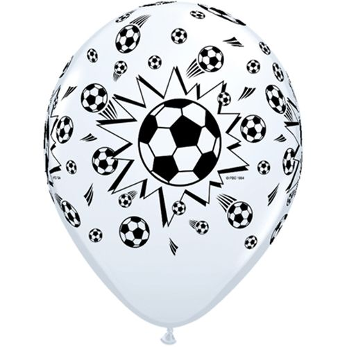 Footballs Latex Balloon