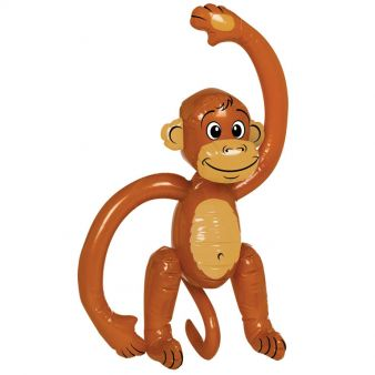 Monkey Inflatable 59cm
