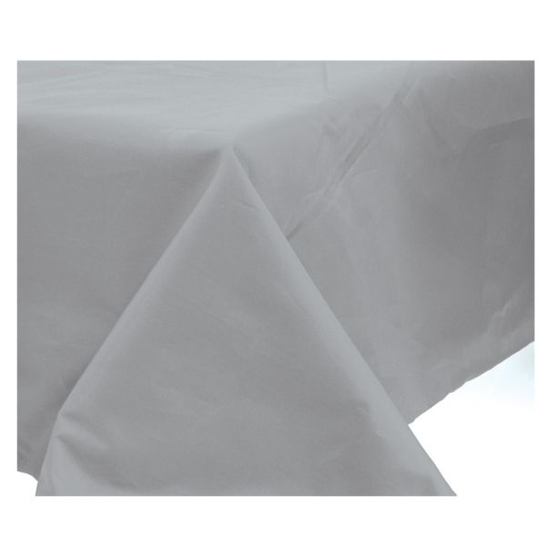 Paper Tablecover Silver