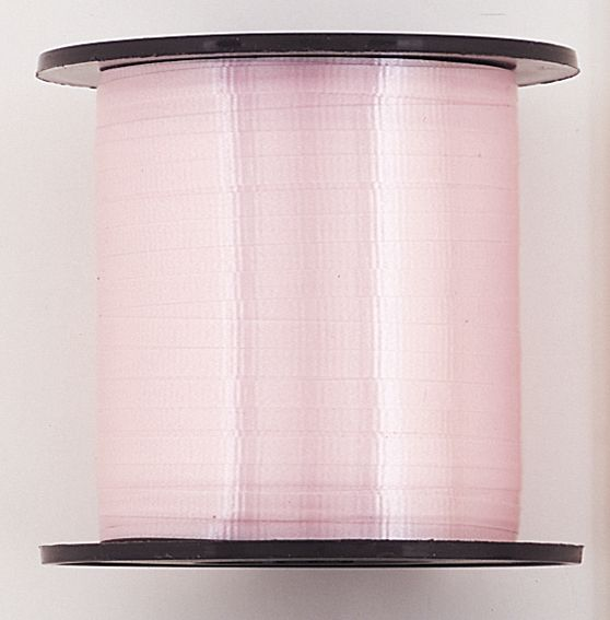 Pastel Pink Curling Ribbon 500yrd