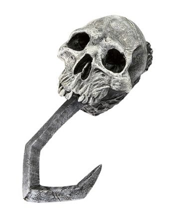 Pirate Skull Hook Hand