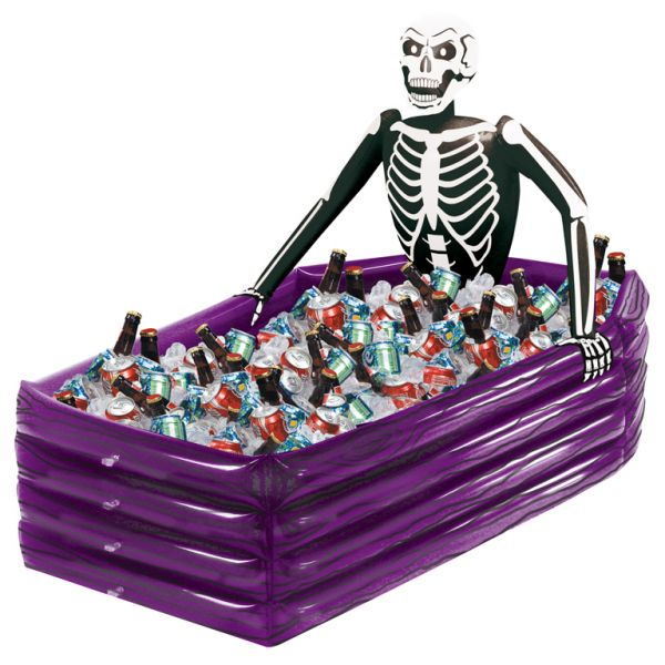 Skeleton Drinks Cooler