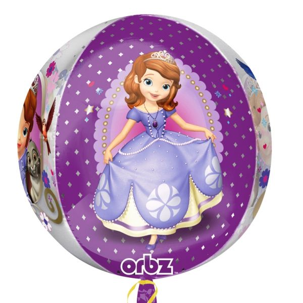 Sofia The First Orbz Balloon