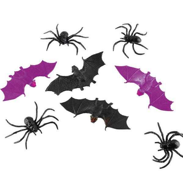 Spiders and Bats Favours