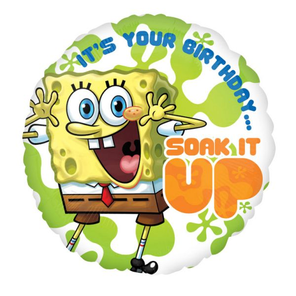 SpongeBob SquarePants Birthday