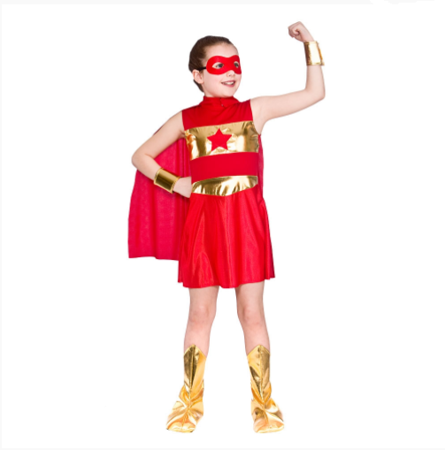 Super Hero - Red