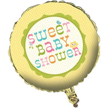 Sweet Baby Shower Foil Balloon