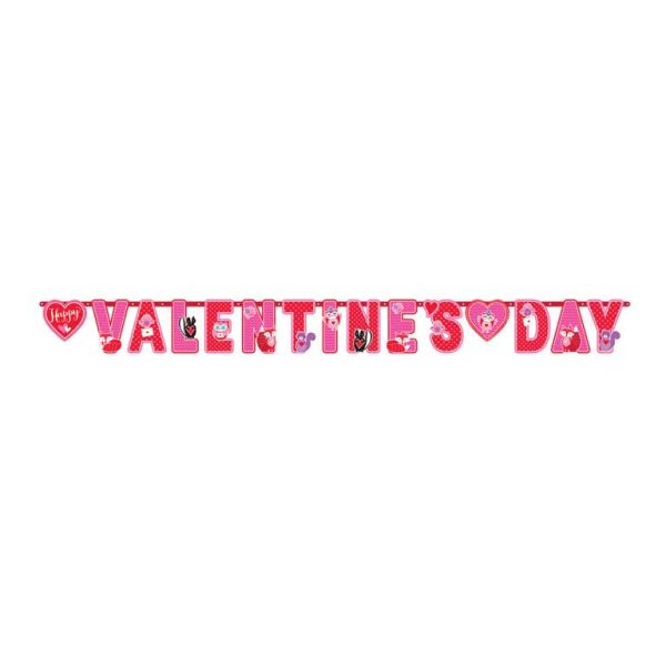 Valentine's Day Giant Illustrated Banners